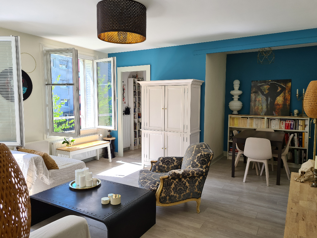 Appartement T3 – 72.42 m² – TOURS