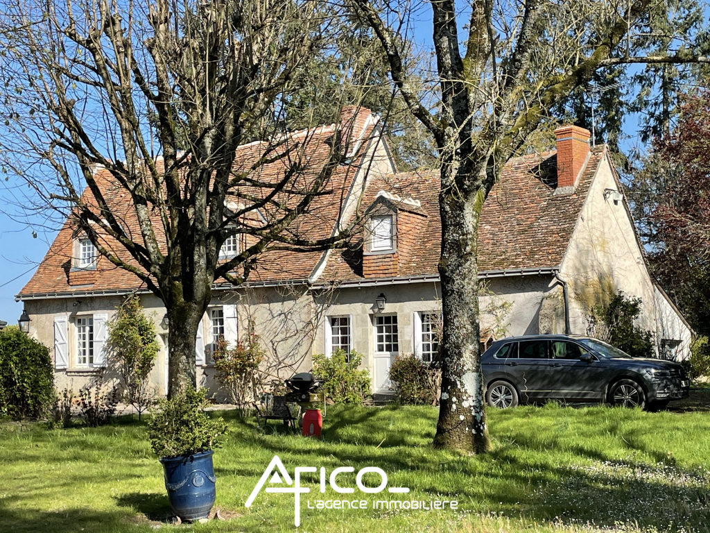 Maison – 180 m² – ST ANTOINE DU ROCHER