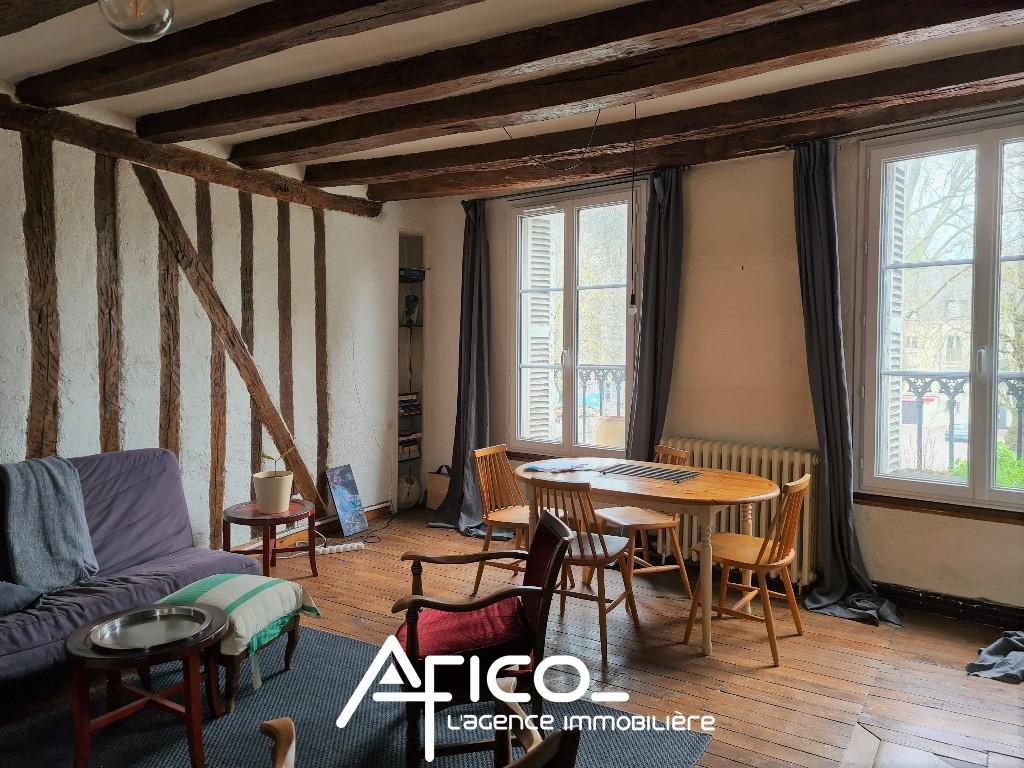 Appartement T2 – 60 m² – TOURS